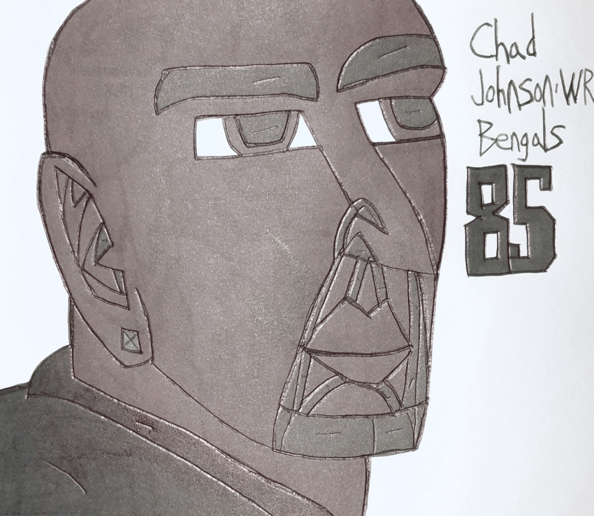 Chad Johnson par armattock